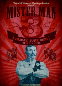 Mister Man 3-01-1